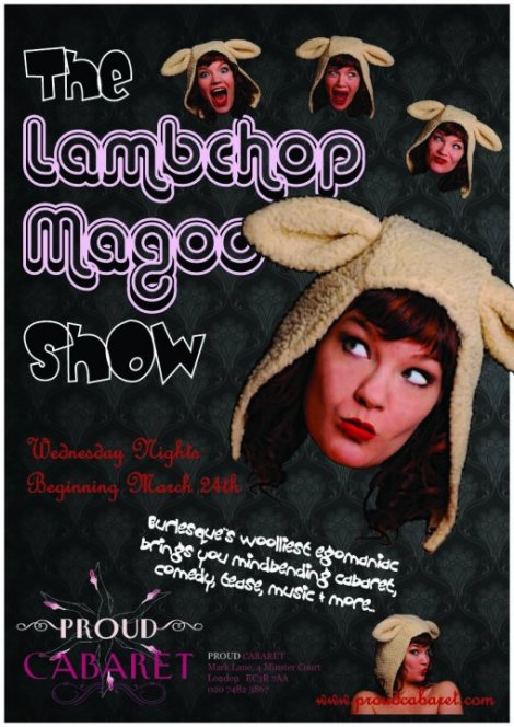 The Lambchop Magoo Show