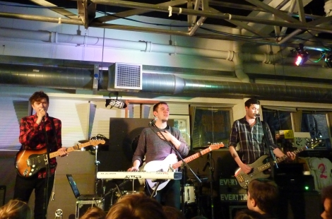 Everything Everything at Rough Trade East